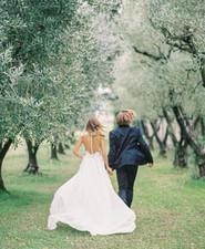Tuscan wedding inspiration