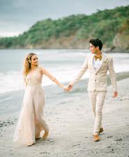 Las Catalinas Costa Rica wedding