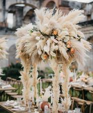 Bohemian destonation wedding