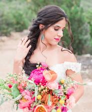 Southwestern elopement