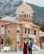 Colorado elopement