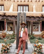 New Mexico groom