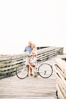 Virginia Beach engagement shoot
