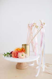 DIY Ceremony Wand