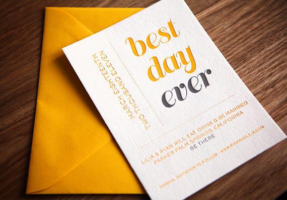 Best Wedding Invitations Ever: Wedding & Party Ideas