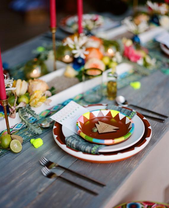 Mexican Themed Wedding Reception: Wedding & Party Ideas