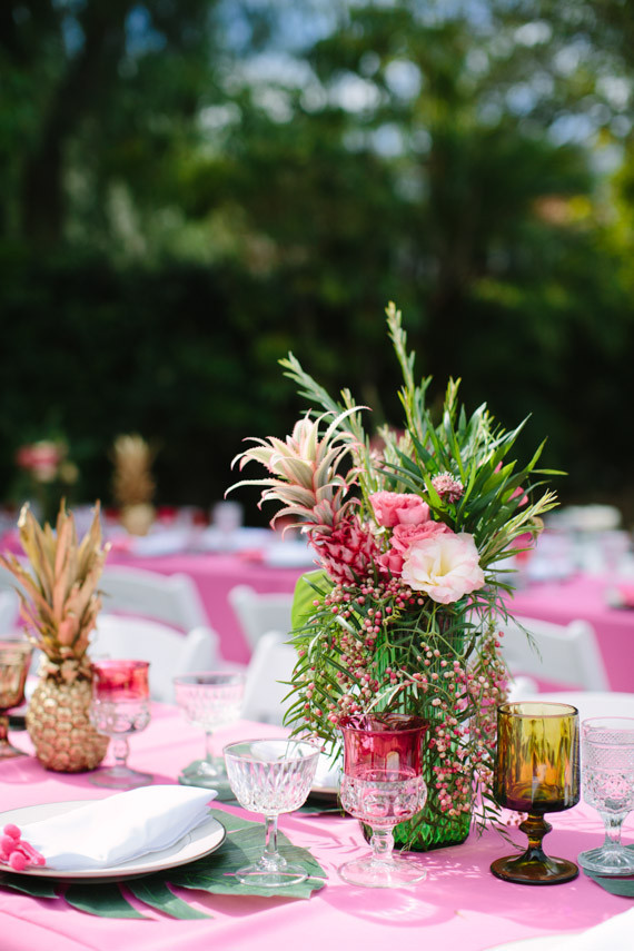 Aloha Themed Bridal Shower Wedding Amp Party Ideas 100