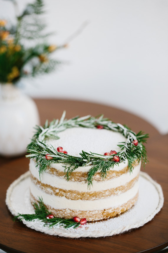 Holiday Naked Cake Wedding Amp Party Ideas 100 Layer Cake