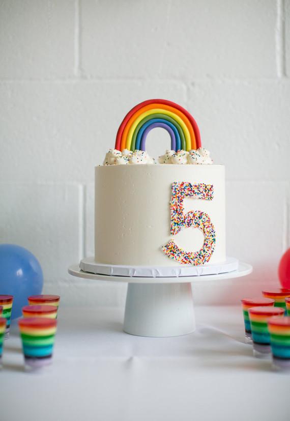 Rainbow Birthday Cake Wedding Amp Party Ideas 100 Layer Cake