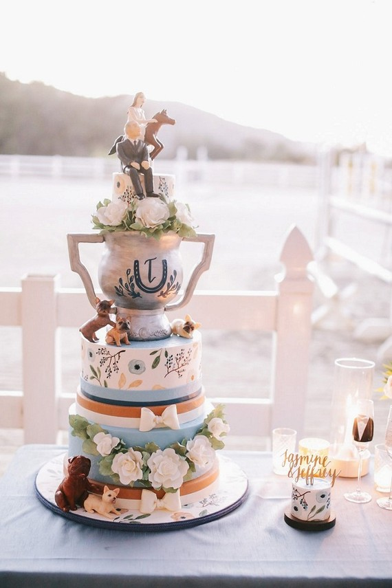 Equestrian Themed Wedding Cake Wedding Amp Party Ideas