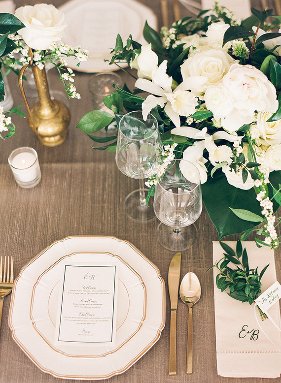 Gold And White Wedding Decor Wedding Amp Party Ideas 100