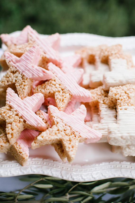 Star Rice Krispie Treats Wedding Amp Party Ideas 100