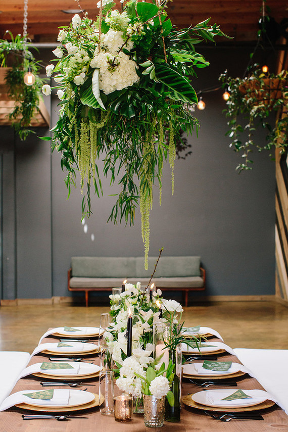 Hanging Floral Inspiration Wedding Amp Party Ideas 100