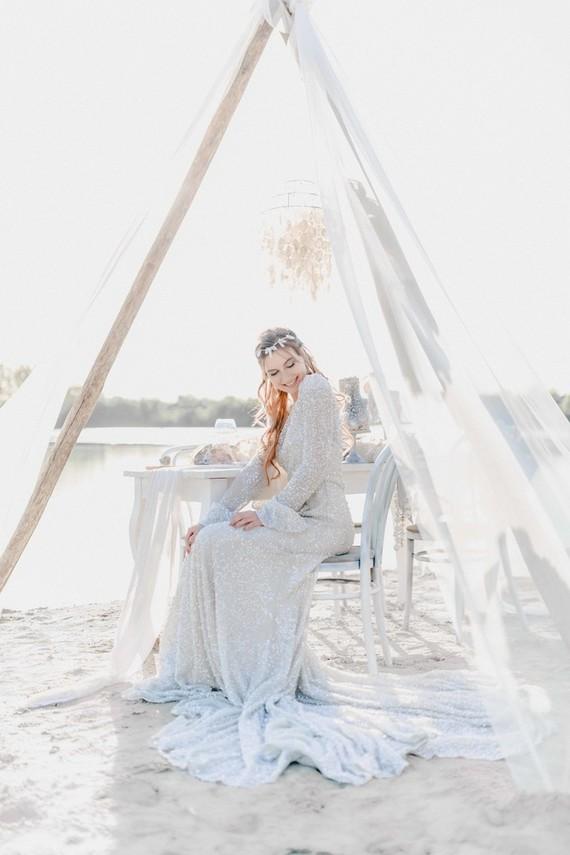 Dreamy bohemian teepee | Wedding & Party Ideas | 100 Layer ...