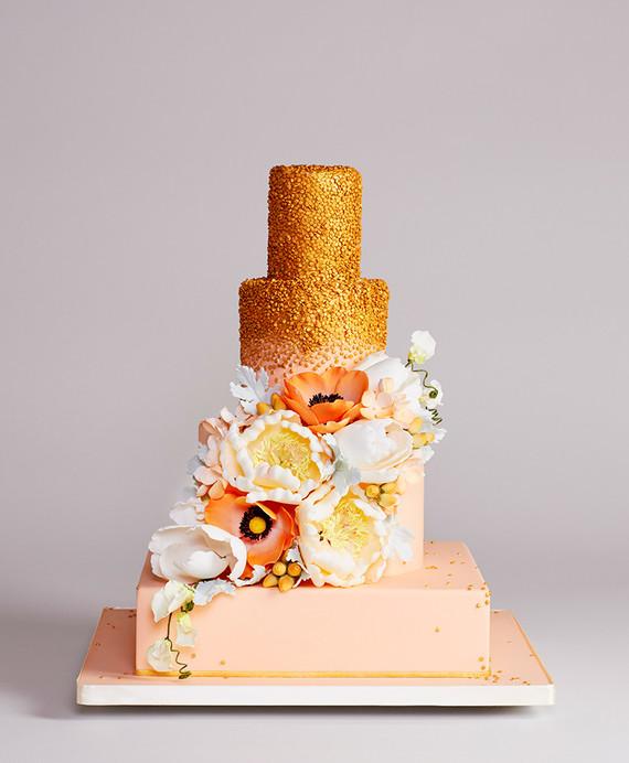 Modern Wedding Cakes: Wedding & Party Ideas