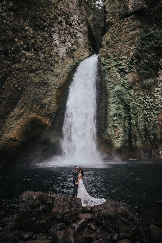 Waterfall wedding portraits | Wedding & Party Ideas | 100 ...