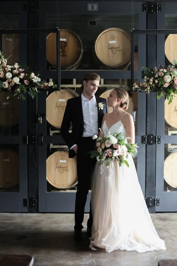 Modern Winery Wedding Wedding Party Ideas 100 Layer Cake