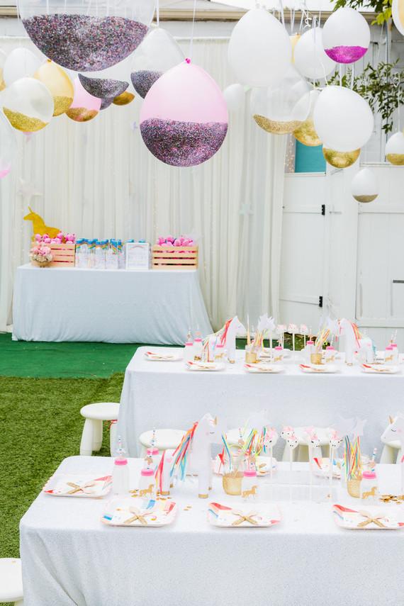 Unicorn Birthday Party Wedding Amp Party Ideas 100 Layer