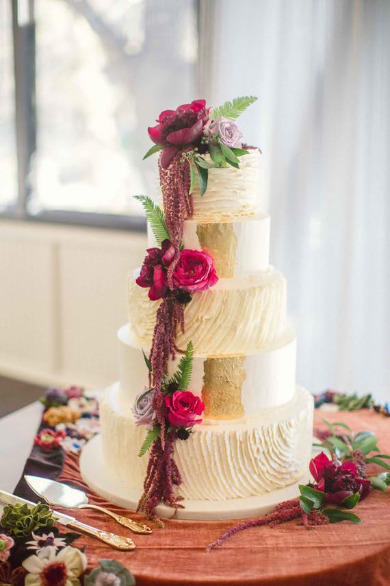 Jewel tone wedding cake | Wedding & Party Ideas | 100 ...