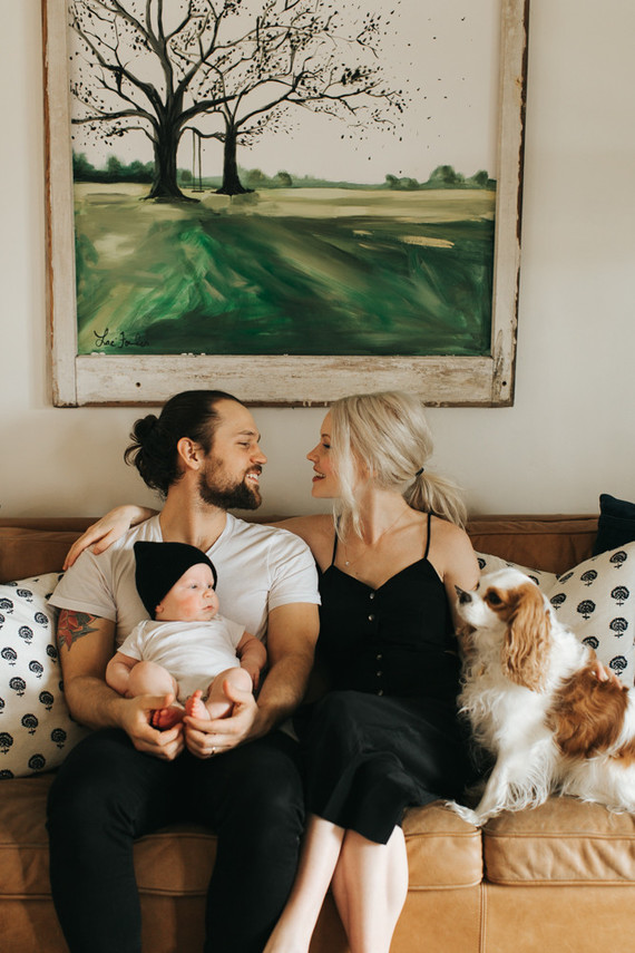 Artsy Family Home Tour Wedding Amp Party Ideas 100 Layer