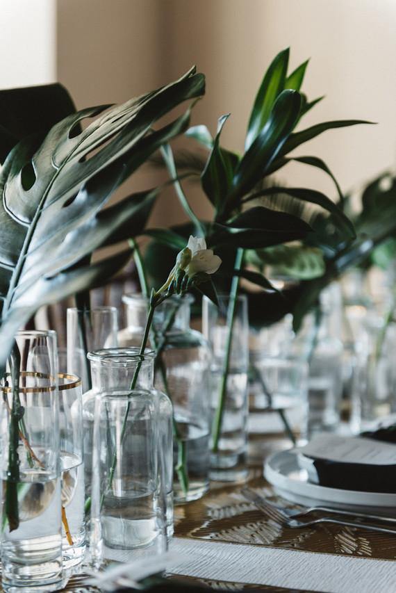 Monstera Leaf Decor Wedding Amp Party Ideas 100 Layer Cake