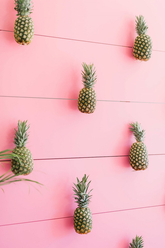 Pineapple Backdrop For Bridal Shower Wedding Amp Party Ideas 100 Layer Cake