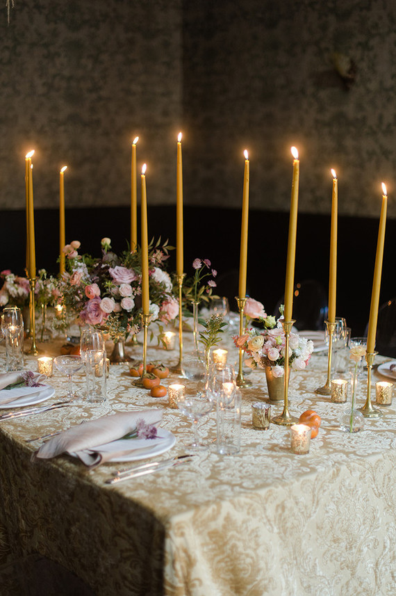 Romantic Reception Table Wedding Amp Party Ideas 100