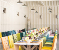 Modern Tablescape Wedding Amp Party Ideas 100 Layer Cake