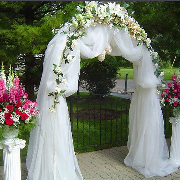 arch wedding decorations real weddings and wedding inspiration ideas 1361