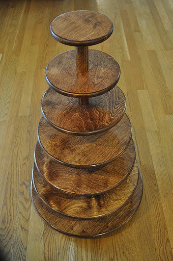 Real Weddings And Wedding Inspiration Ideas Wood Cupcake