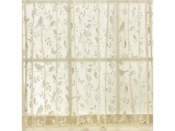 Real Weddings And Wedding Inspiration Ideas 10 Bird Pattern Lace Curtains 100 Layer Cake