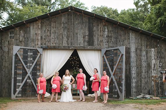 DIY Arkansas barn wedding   Real Weddings and Parties ...