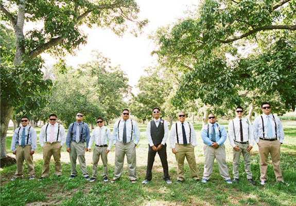 Southern California Ranch Wedding
